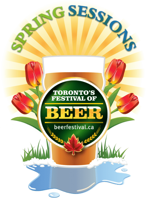 Toronto Festival of Beer's 2nd Annual Spring Sessions Festival is Coming!
