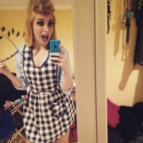 Diary of A (Wannabe) Show Girl: Part 3