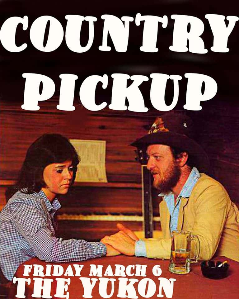 Toronto Hit List: Country Pickup, A Summer Fling Dance Party, With It, Pay Day & more!
