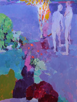 Muse Gallery_Robert Wiseman_Unified_2014_oil on canvas_51x39_$3,800[1]