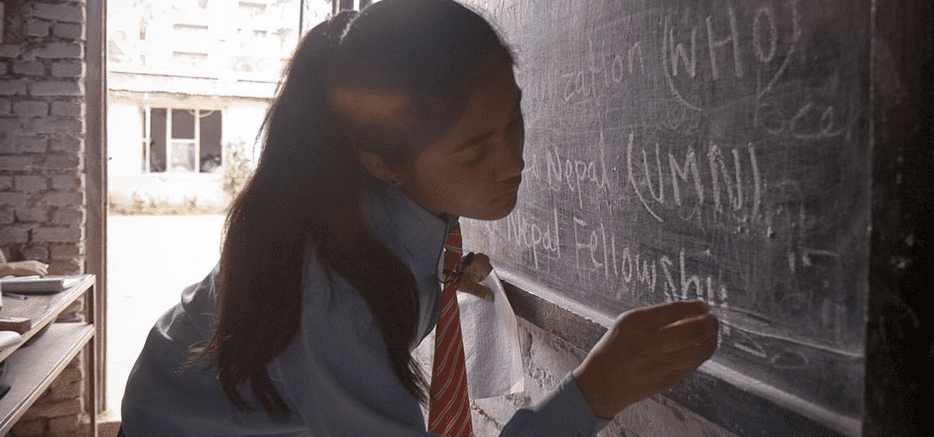 Drawing The Tiger: Ignite A Conversation About Girls' Education