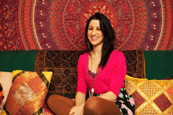 Vanessa Vakharia - The Math Guru - Headshot