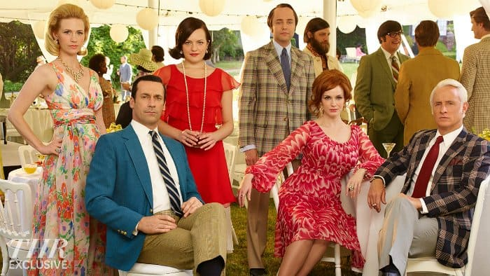 Mad Men Finale Party @ The Drake