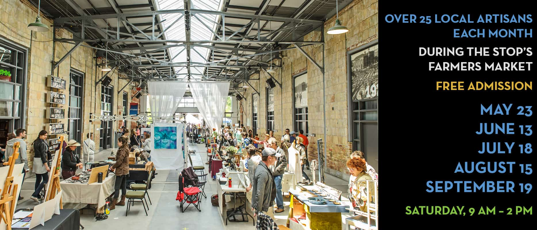 Our Pick of the Week: Barns Art Market