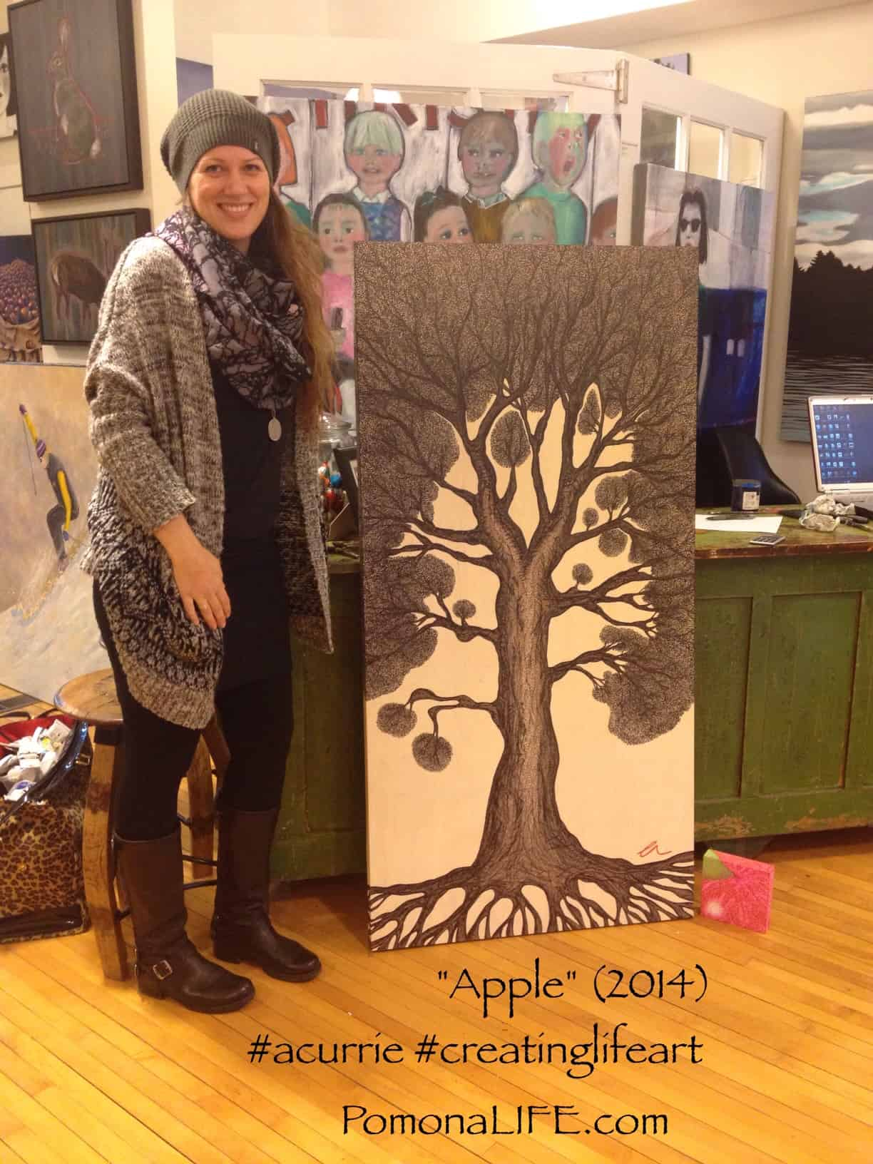 HEALING THROUGH THE ARTS: PROFILE ON VISUAL ARTIST ANDREA CURRIE