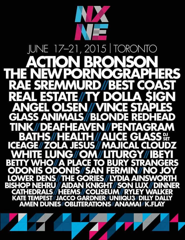 SDTC's Must-See Shows & Parties for NXNE 2015