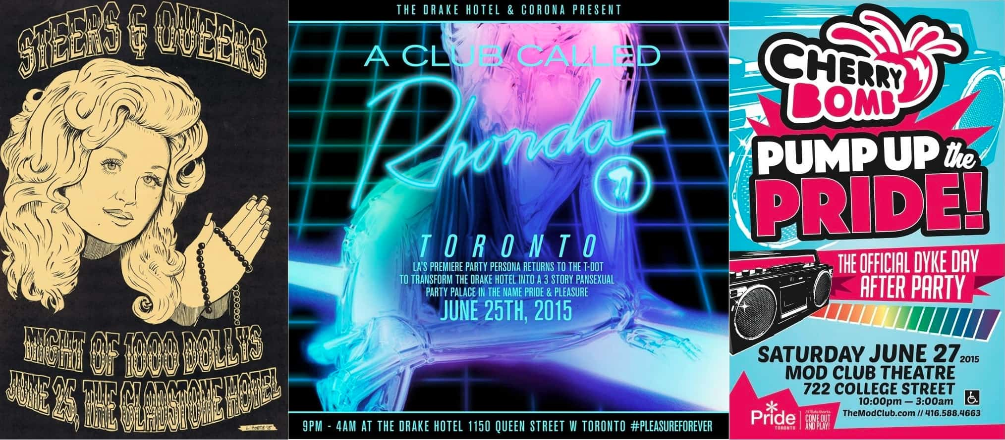 Your 2015 Toronto Pride Guide