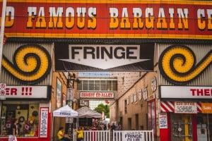 TORONTO FRINGE FESTIVAL: A TENT ROMANCE