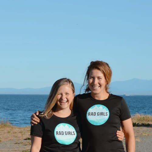 Meet the Rad Girls Collective from British Columbia