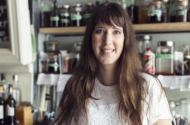 JEN AGG IS SMASHING THE RESTAURANT PATRIARCHY ONE PLATE AT A TIME