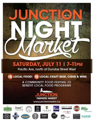 Our Pick of the Week: Junction Night Market