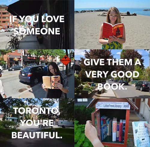 A Love Letter To Toronto