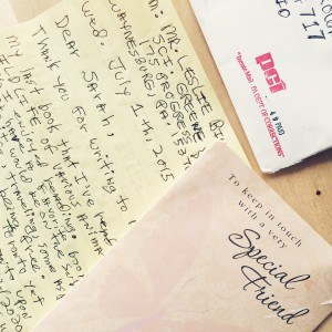 MY LETTER TO A 60-YEAR-OLD PRISONER IN PENNSYLVANIA