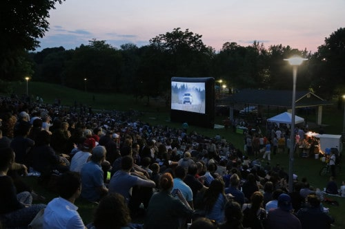 Our Pick of the Week: Christie Pits Film Festival Launch