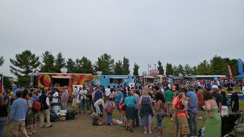 Our Pick of the Week: Toronto Food Truck Festival
