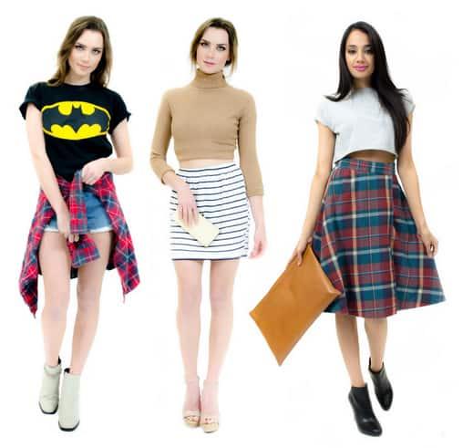 Shop Bridge + Bardot Vintage Online! Fashion & Beauty