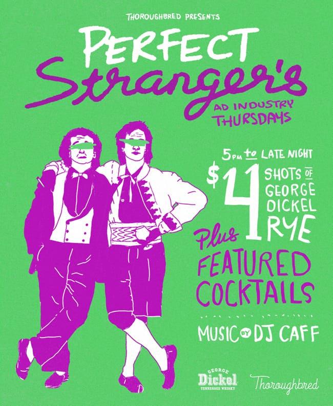 Toronto Hit List: Perfect Strangers, Body Electric, Beam Me Up Disco, Birdbath & more!