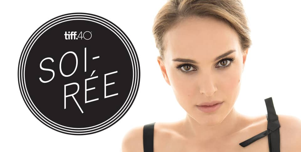 TIFF kicks off with an on-stage conversation with Natalie Portman