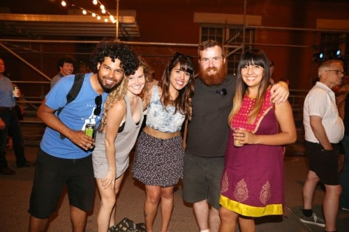 Photos: SummerWorks hosts a street party extravaganza at Queen and Dovercourt
