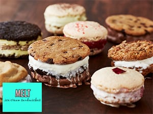 #FrontStreetFoods Meet the Makers: Melt Ice Cream Sandwiches