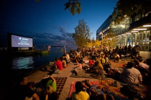 The 5th Annual Sail-In Movie Festival Happening August 20-22