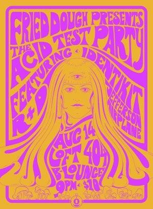 Toronto Hit List: ***Flawless Feminist Art Show, The Acid Test Party, Biggity Boop, Gladstone Flea & more!