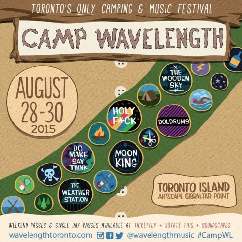 campwavelength