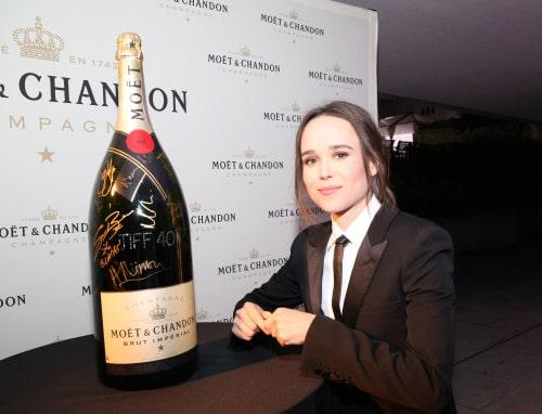 Ellen Page - Freeheld 09.13.15
