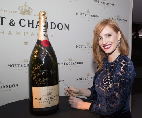 Jessica Chastain - The Martian 09.11.15