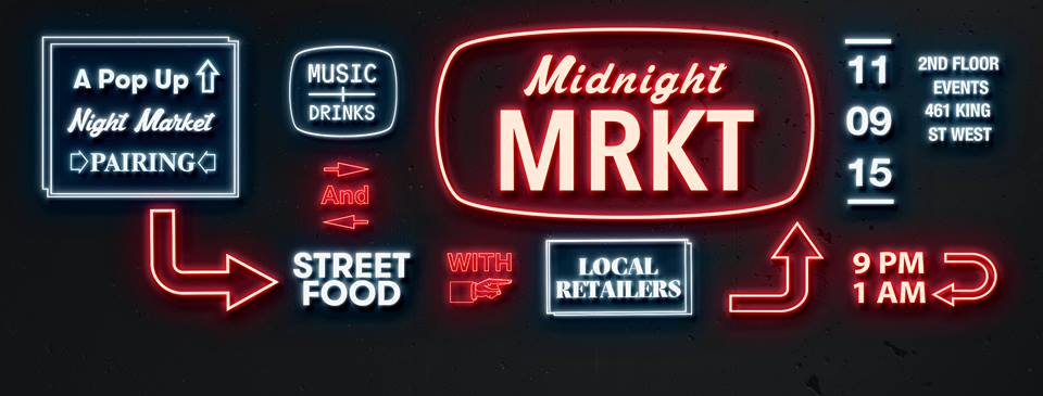 MIDNIGHT MRKT BACK TO SCHOOL EDITION on September 11