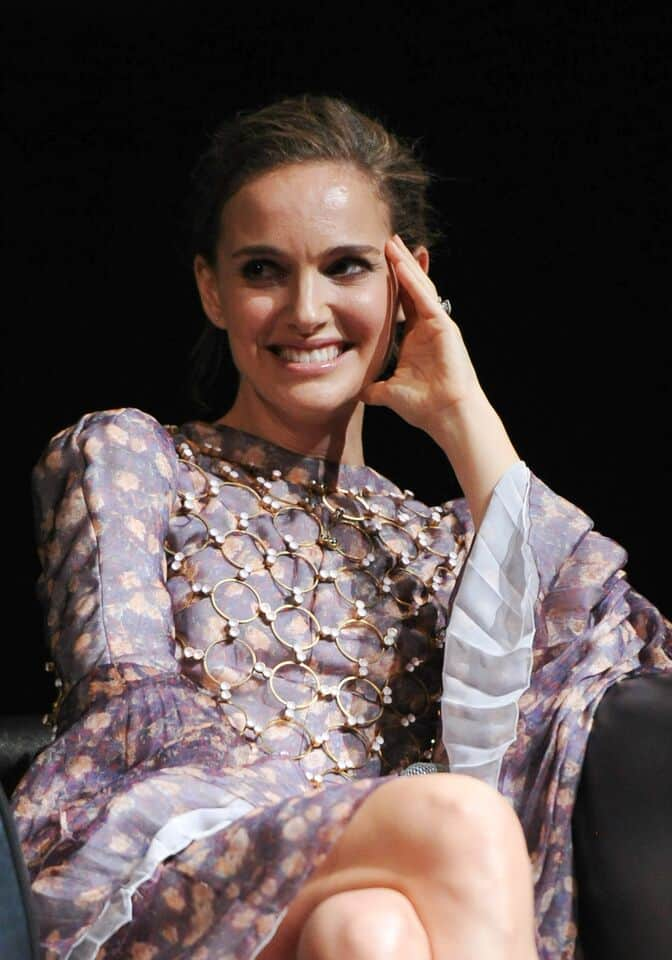 Natalie Portman Wows at TIFF Soiree