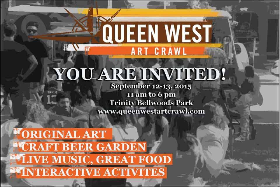 Our Pick of the Week: Queen West Art Crawl