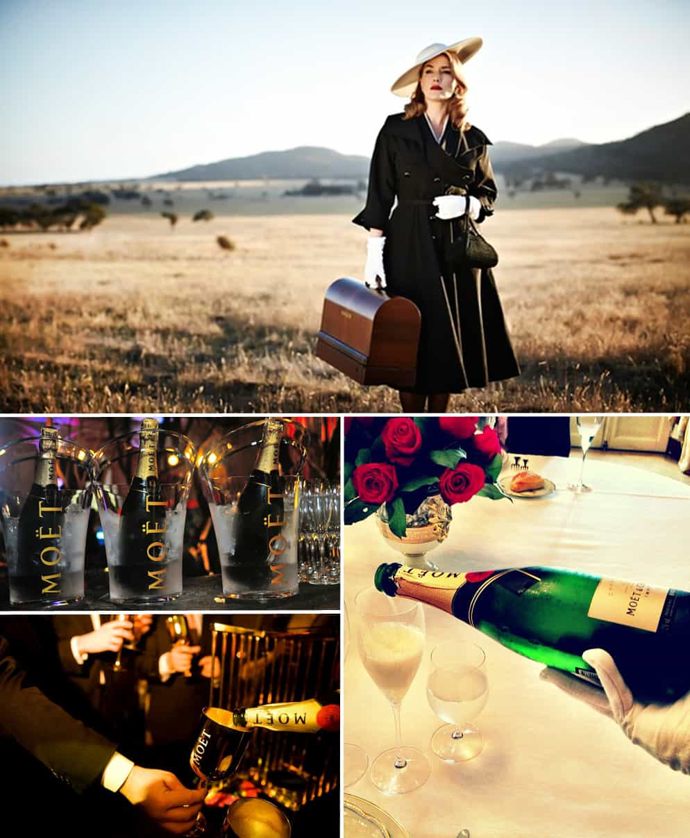 Want To See Kate Winslet's The Dressmaker at TIFF? We're Giving Away Tickets Courtesy of Moët & Chandon!