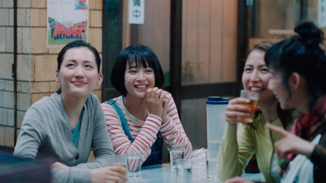 TIFF 2015 Spotlight on Women: Our Little Sister is a heartwarming ode to the bond of sisterhood