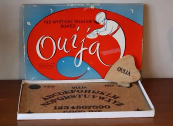 Ouija Board and Me