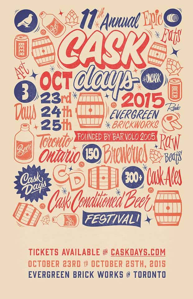 Our Pick of the Week: Cask Days