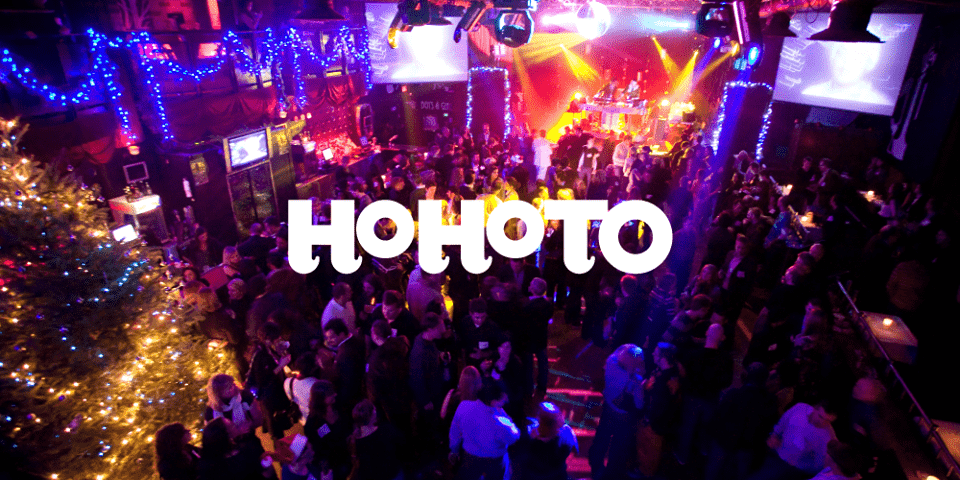 HoHoTO, Toronto's biggest holiday benefit bash, is back