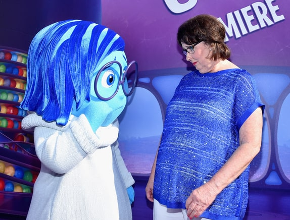 My Chat With Inside Out's Phyllis Smith