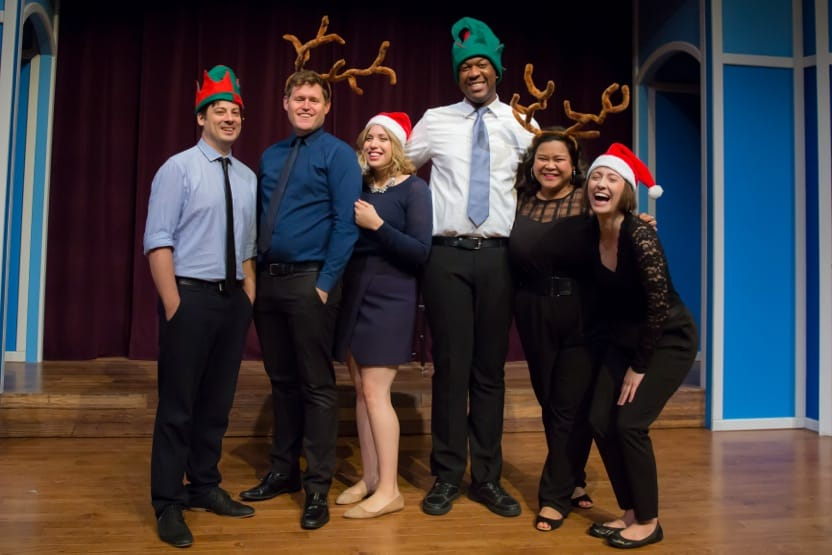 The Second City Presents Unwrapped & The Naughty Listers