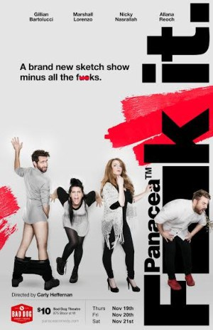 Must-See Show: Panacea Presents...F*#% It