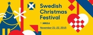 Our Pick of the Week: Swedish Christmas Festival