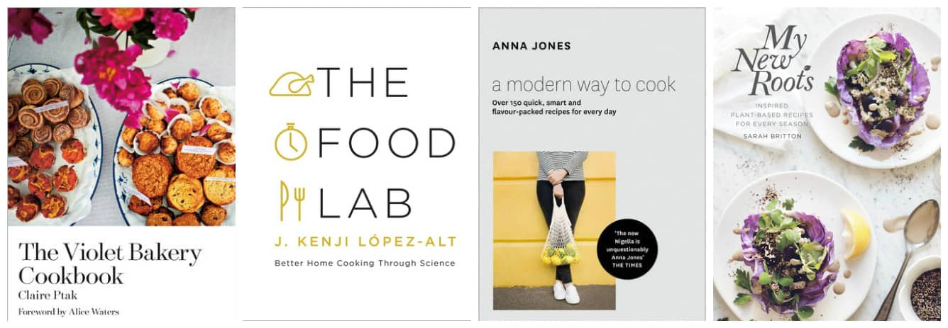 THE TOP COOKBOOKS OF 2015