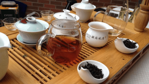 Toronto Tea Festival is on this weekend at TRL