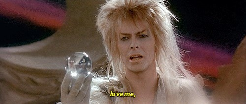 I love you Goblin King: David Bowie and his hot queerness