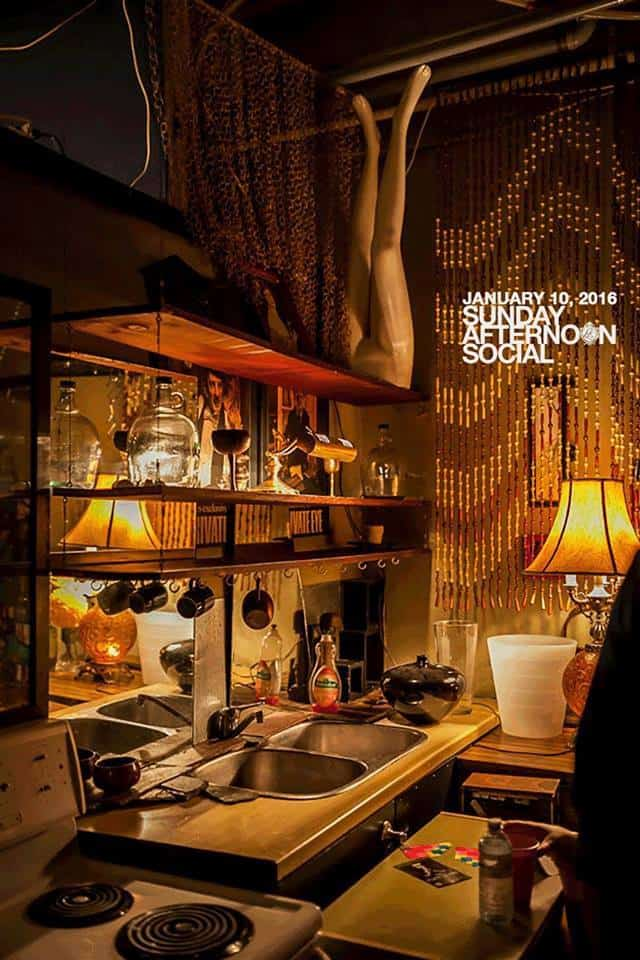 Our Pick of the Week: Sunday Afternoon Social