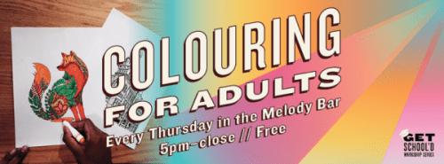 #GladstoneLoveInn XXX Adult Colouring on February 11