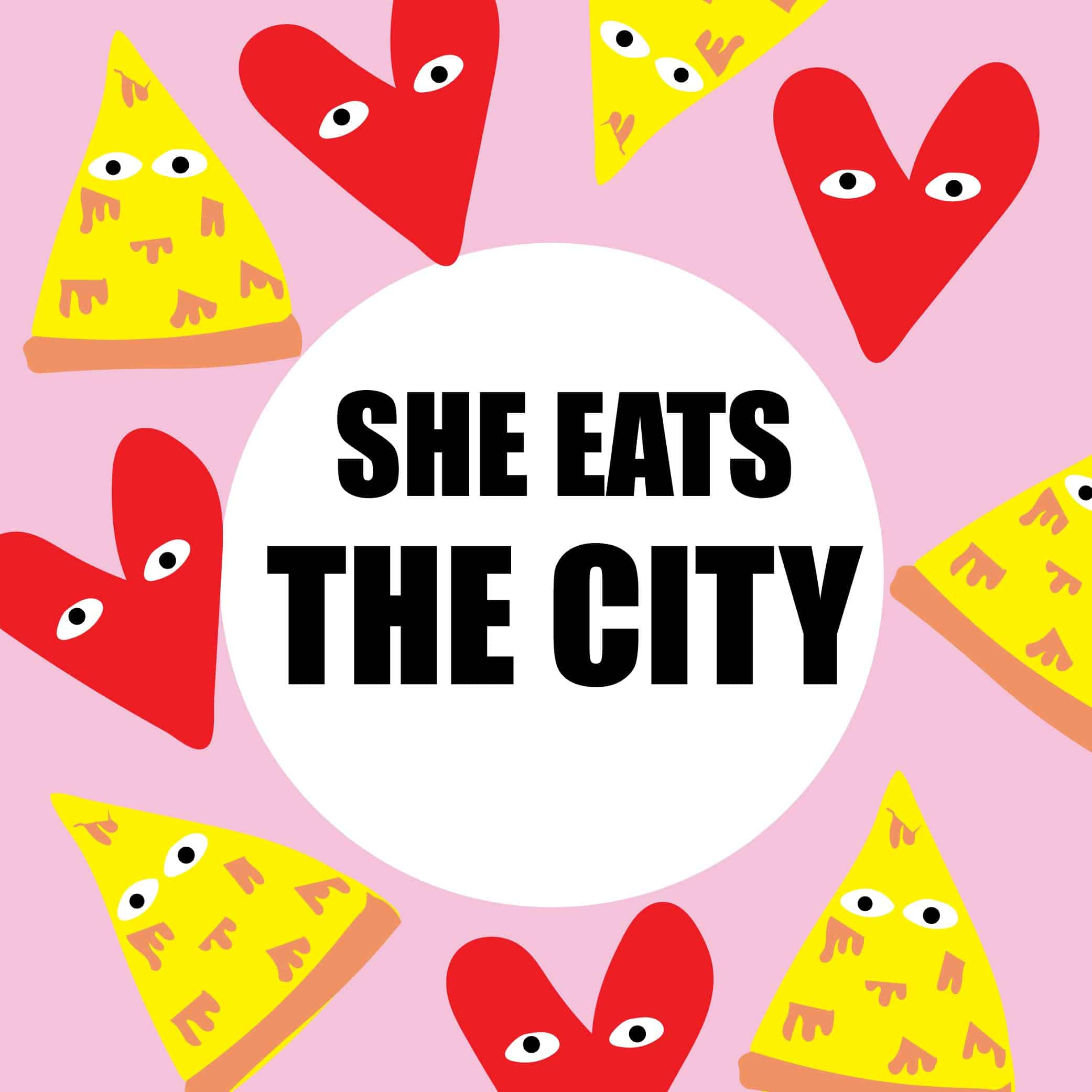 She Eats The City: THE BEST DATE NIGHT PIZZA IN TORONTO
