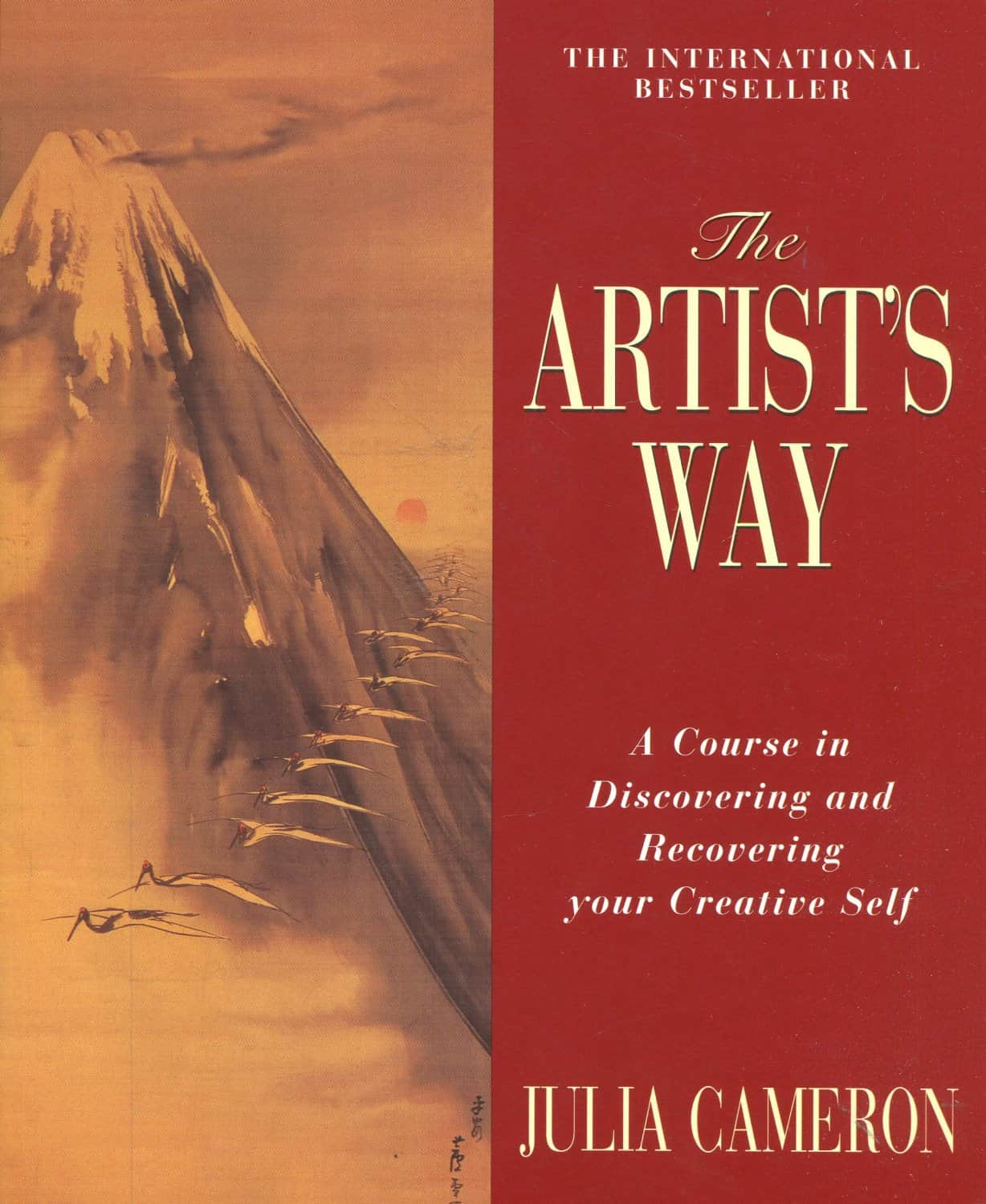 The Life-Changing Art of Julia Cameron's Artist's Way