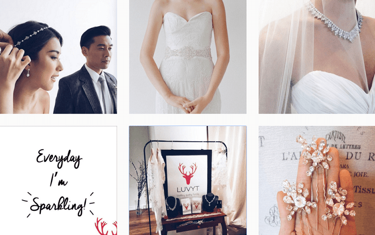 LUVYT: The New Rental Shop For Bridal Accessories