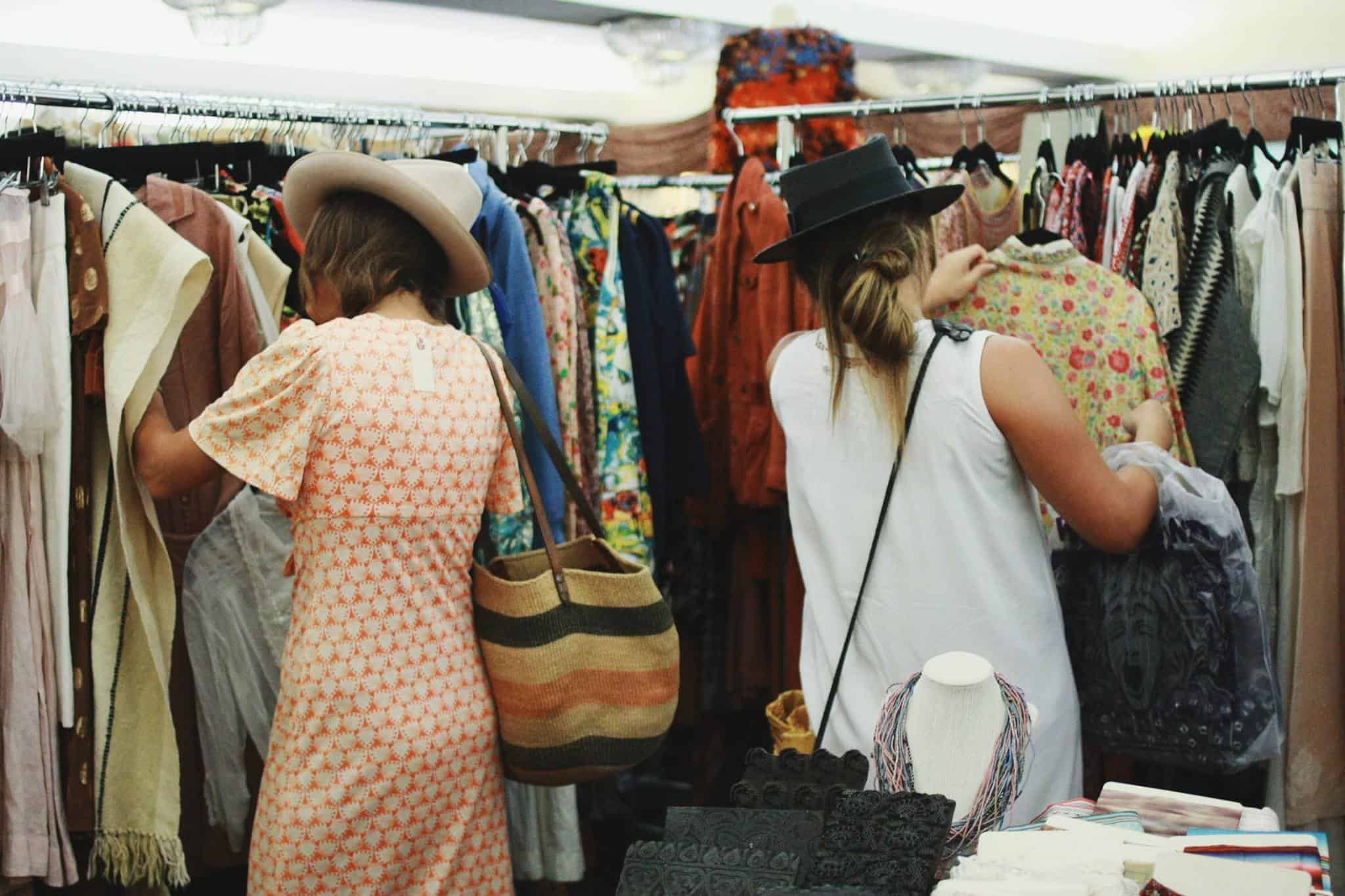 spring vintage fashion flea market events amp culture